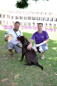 5è Exposition Canine : 1er Elmer de l'Igloo des Sables, 2è Flannelle, 3è Hardrada Back-On-Top